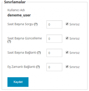 mysql-user-limitations