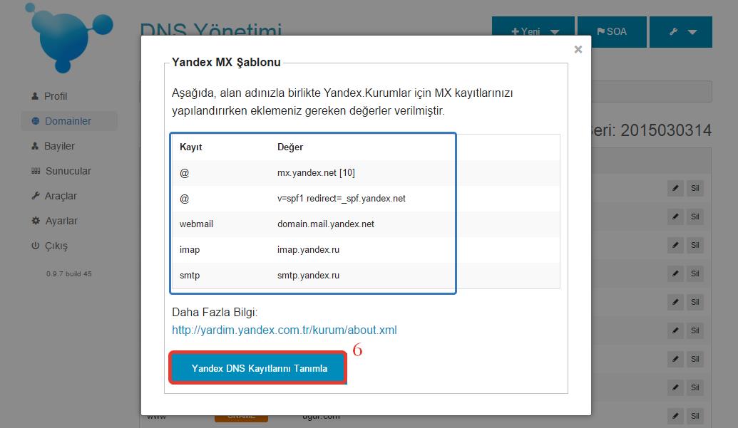 YandexMail Mx 2