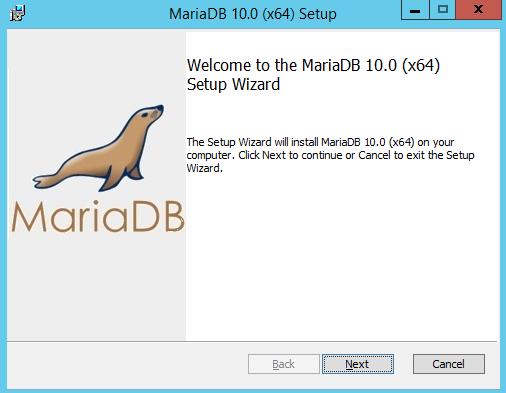 MariaDB kurulum 1